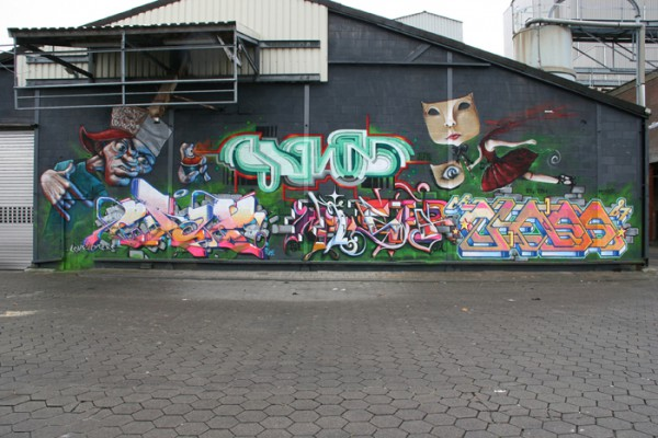 Mural Kings of Colors x Theaterfestival Boulevard (11)
