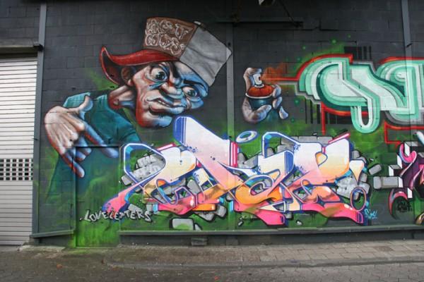 Mural Kings of Colors x Theaterfestival Boulevard (14)