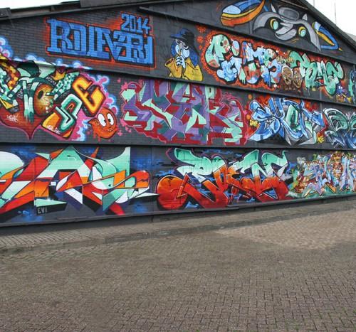 Mural Kings of Colors x Theaterfestival Boulevard (2)