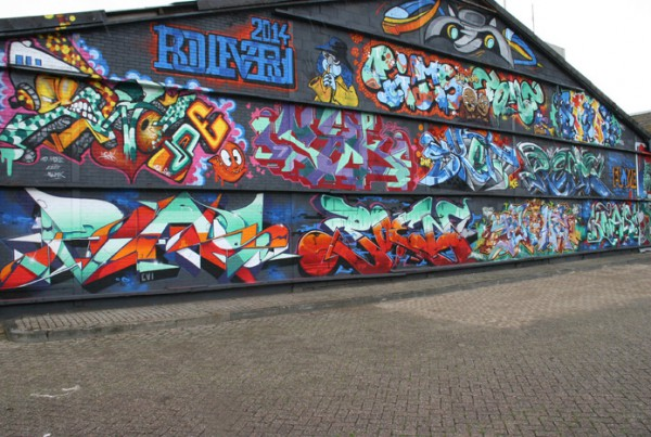 Mural Kings of Colors x Theaterfestival Boulevard (2)