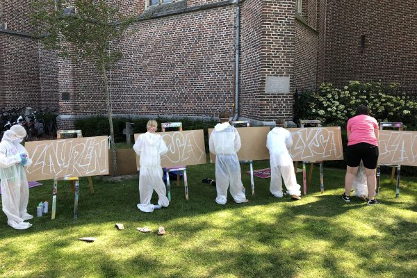 KIngs of Colors - Workshop Schijt aan de Grens (2)