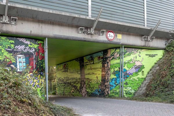 Van Gogh Mural Eindhoven - Novadead (2)