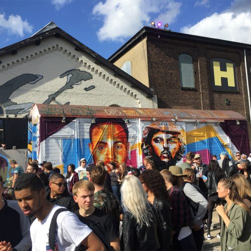 Kings of Colors - Mural WooHah - uitgelichte afbeelding
