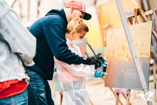 Kings of Colors - Workshop Oranjekade (4)