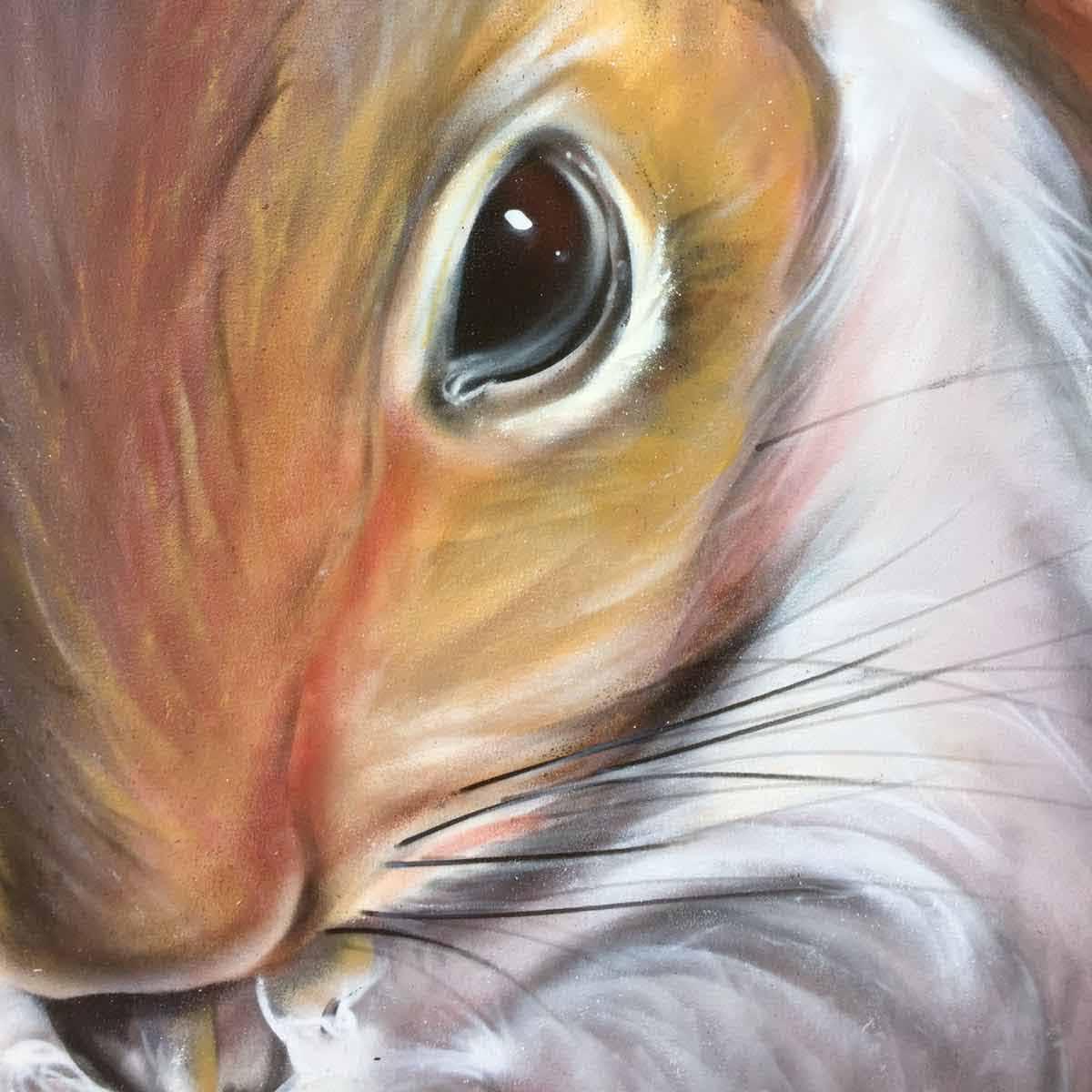 Mural Dierenbos - uitgelichte afbeelding