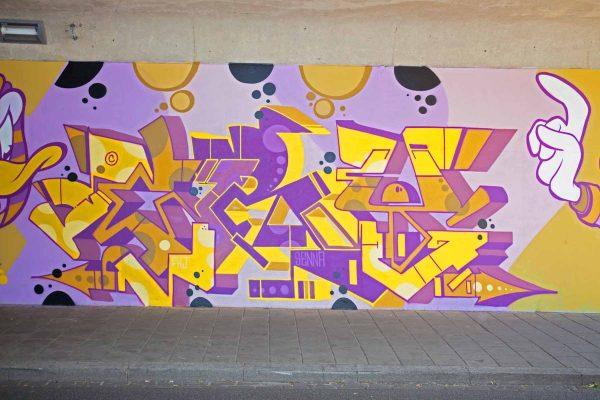 Kings of Colors - Van Herpensweide Mural 11
