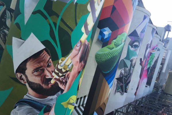 Kings of Colors 2016 - Graansilo Studio Giftig (7)
